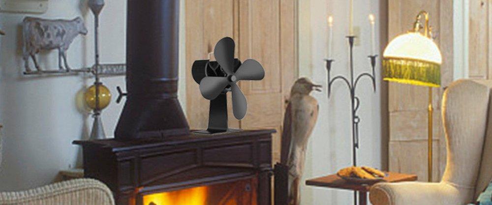 ТОП-5 каминных вентиляторов от AliExpress