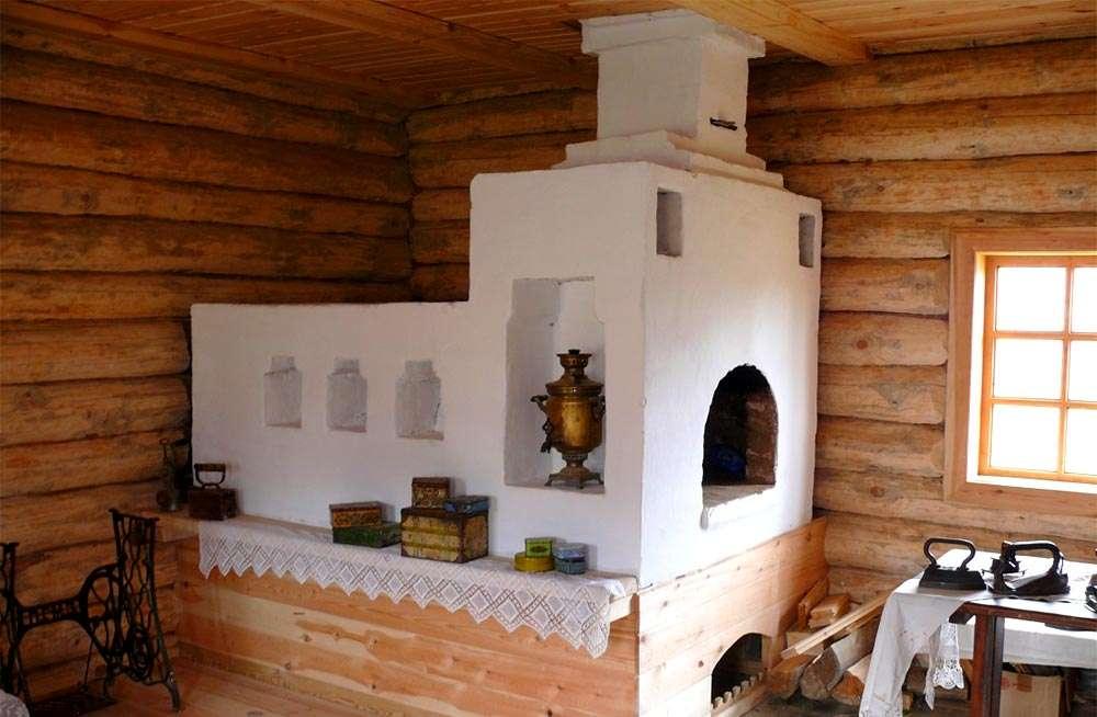 Русская печка - как класть кирпич