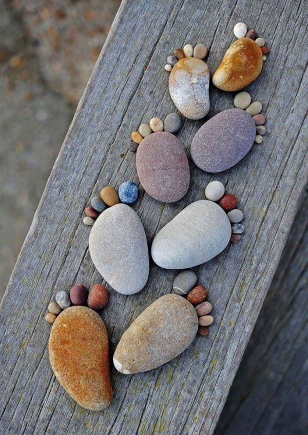 Сад камней на даче фото 7