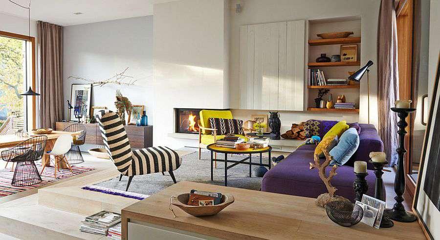 Оригинальные стулья и кресла - спутники скандинавского стиля в интерьере