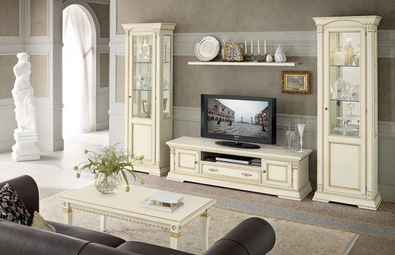 Классическая мебель для гостиной фото 1