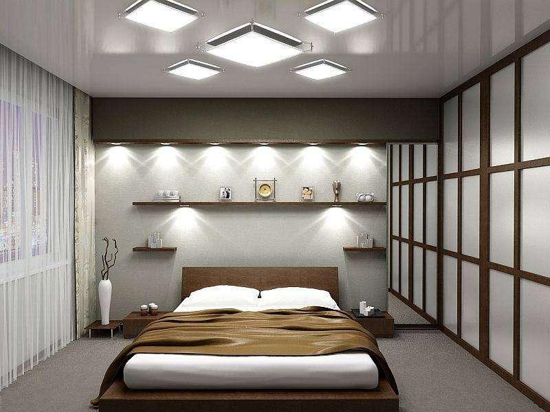 Как оформить комнату без окон