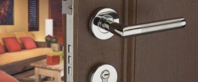 5 недорогих дверных ручек с замками
