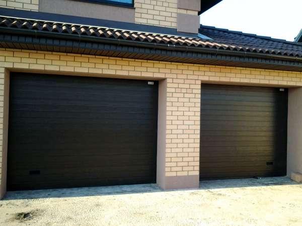 Автоматические ворота для гаража Alutech (Алютех)