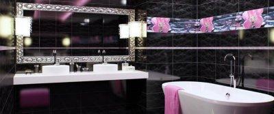 Как правильно выбрать керамическую плитку для ванной комнаты и туалета?