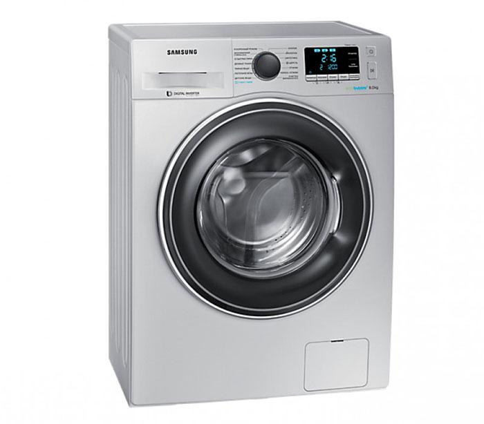 Samsung WW80K62E07S (Корея) - 2 место в рейтинге лучших стиральных машин 2018