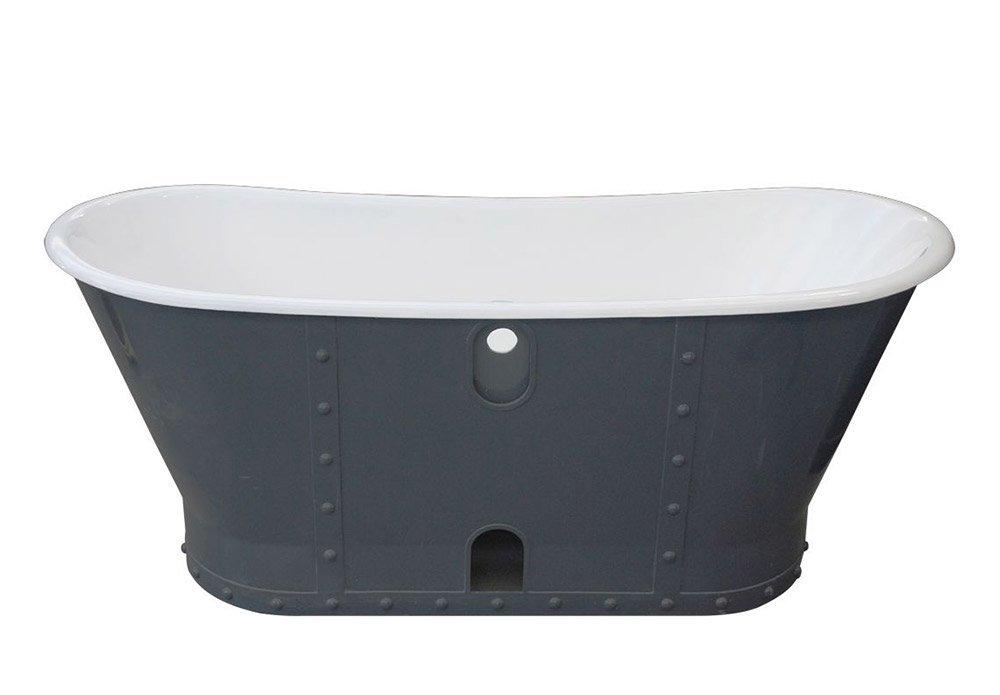 Рейтинг производителей стальных и чугунных ванн. Novian