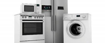 Стандартные размеры ванны, стиральной машины и холодильника