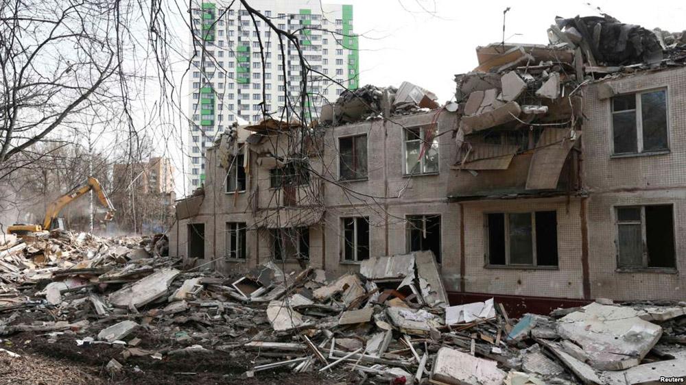 Реновация пятиэтажек: последние новости