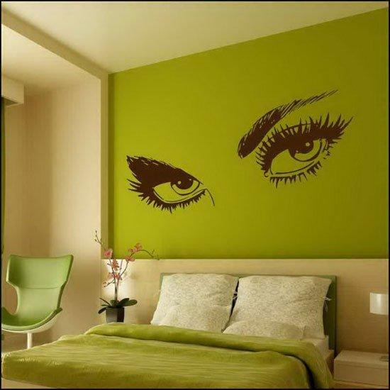 художественная роспись стен  фото 6