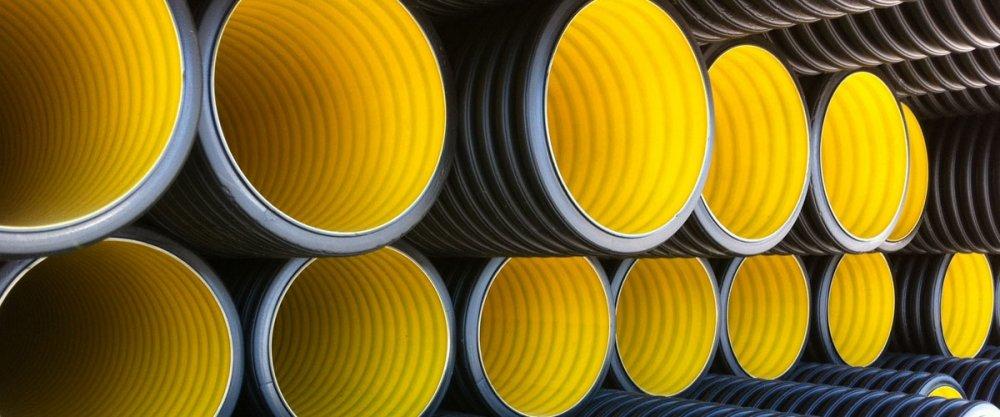Завод полимерных труб, производство полимерных труб