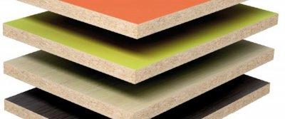 Древесные материалы: комбинированные плиты
