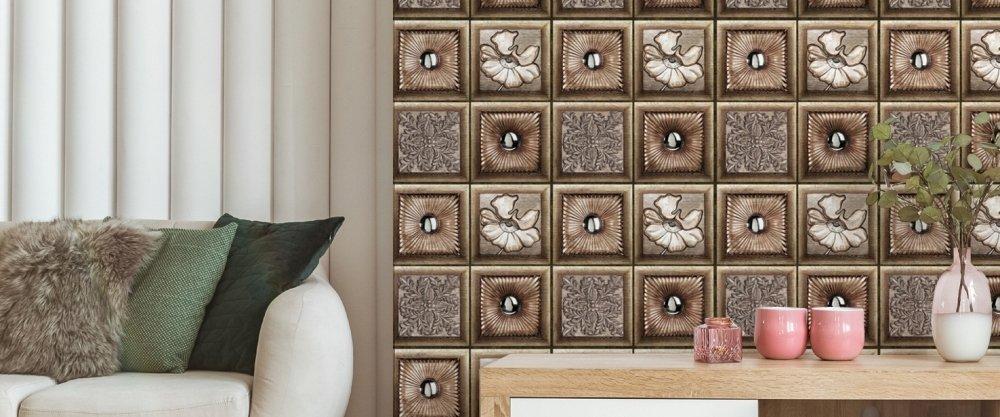 5 шикарных материалов для декора стен с AliExpress