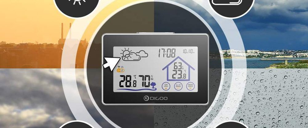 5 лучших метеостанций 2020 года с AliExpress