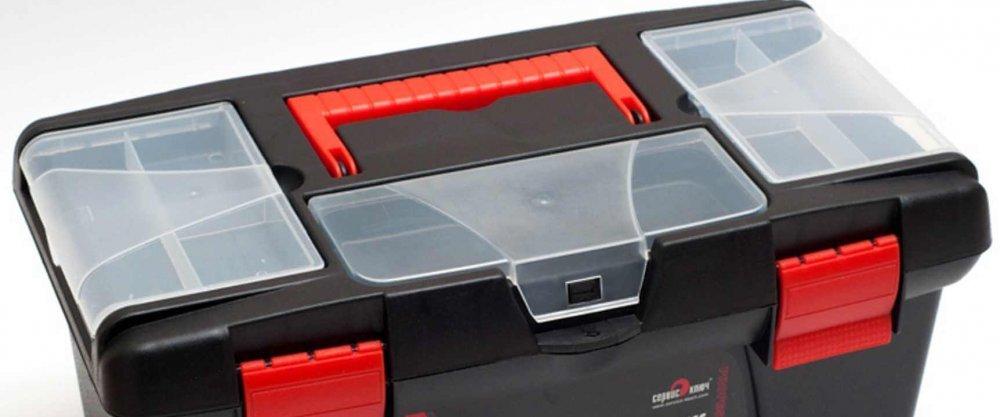 5 вместительных ящиков для инструмента от AliExpress