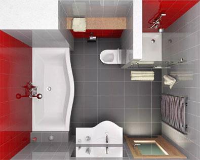 Современные идеи для ванной комнаты