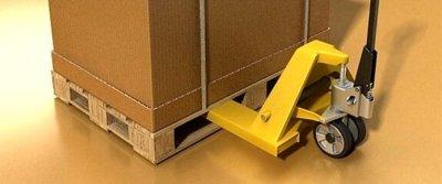 Гидравлическая тележка – преимущества складской техники