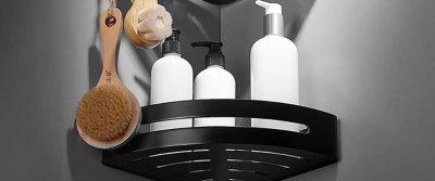 5 мега вместительных полочек в ванную AliExpres