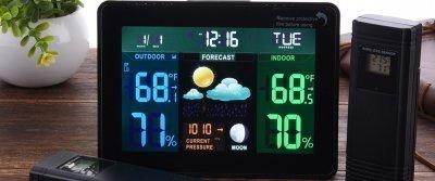 5 крутых домашних метеостанций с AliExpress
