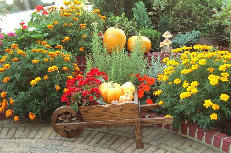 садовый декор фото 2
