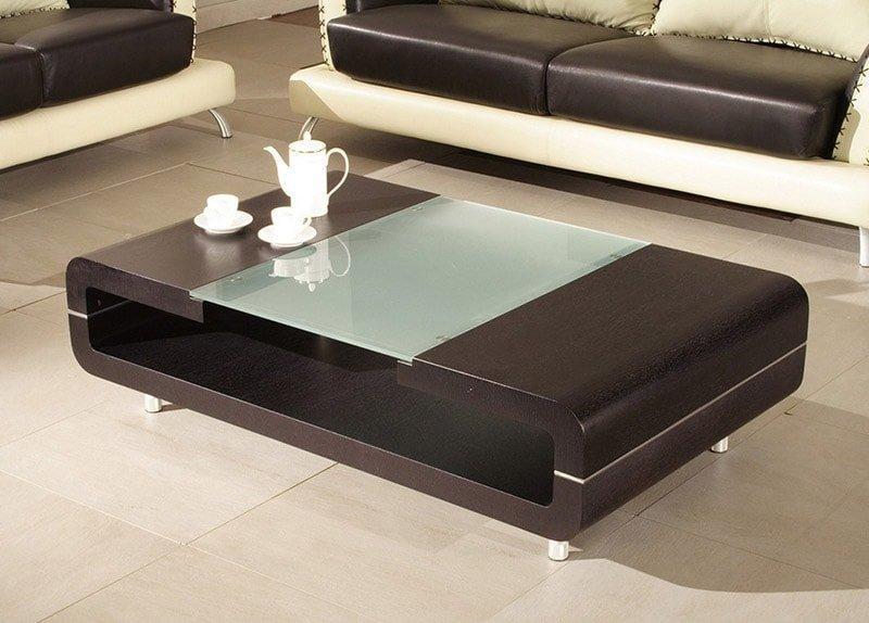 Кофейный столик в современном стиле