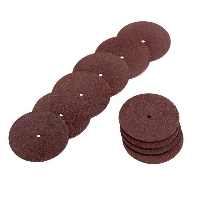 Запасные шлифовальные кругиDremel (38 мм) 10 шт.