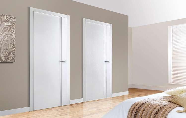 Цвет межкомнатных дверей фото 2