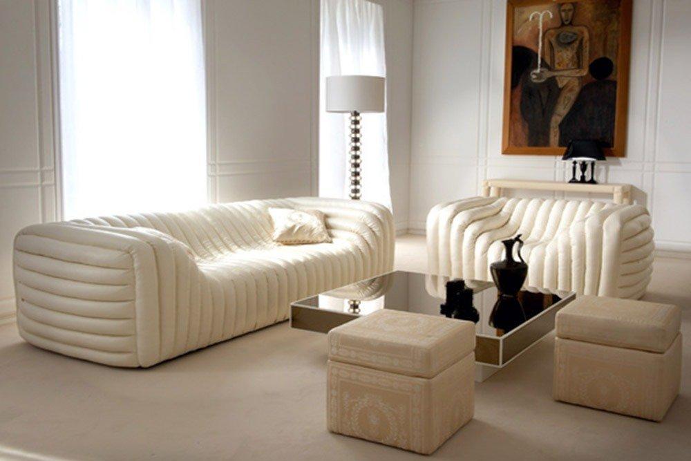 Мягкая мебель для гостиной: 10 идей интерьера фото 07-01