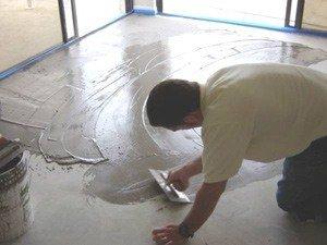 Смесь для выравнивания бетонной стяжки лорд маунт бетон