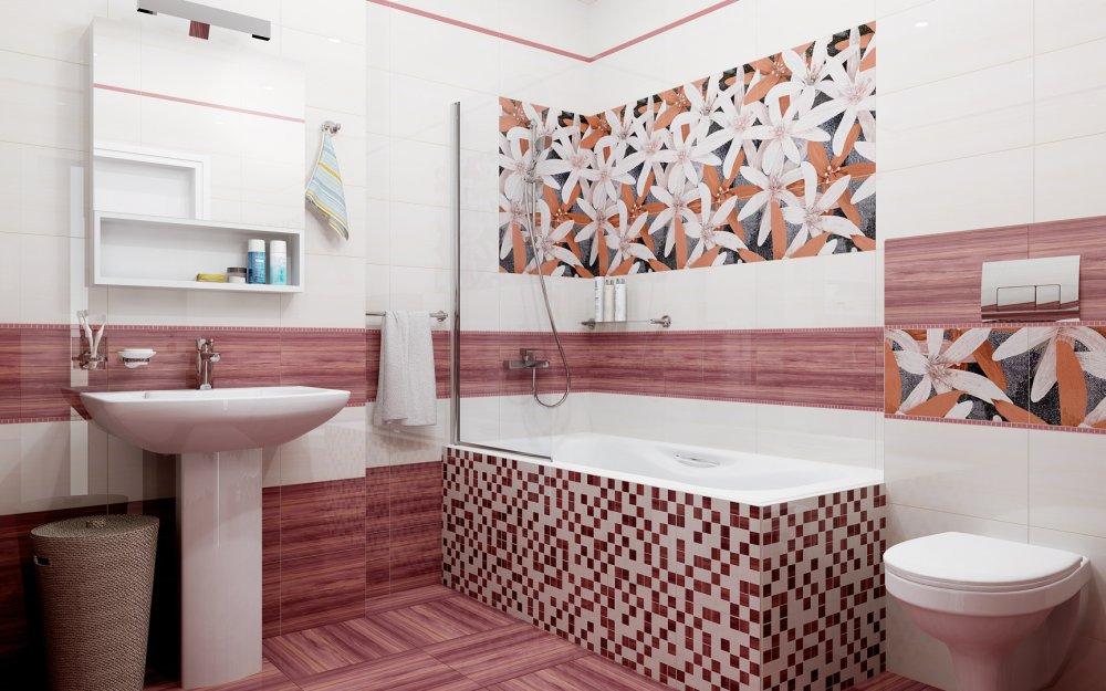 Технические характеристики напольной плитки для ванной
