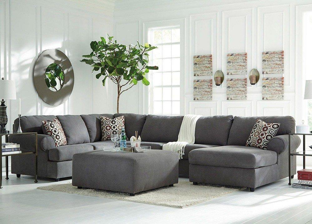 Мягкая мебель для гостиной: 10 идей интерьера фото 02-04