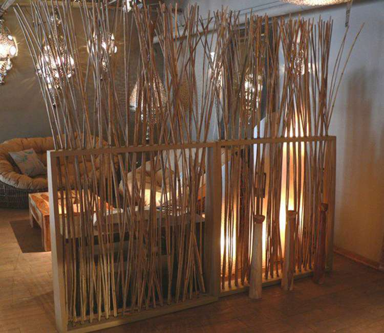 Бамбук в интерьере фото 3