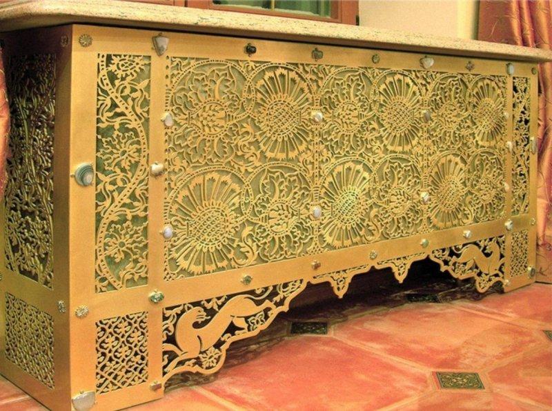 Оригинальные экраны для радиаторов отопления