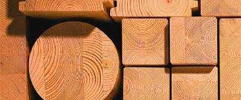 Клееный или натуральный брус. Из чего лучше строить дом?