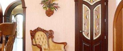 Свежие идеи в обустройстве дома: установка нестандартных межкомнатных дверей