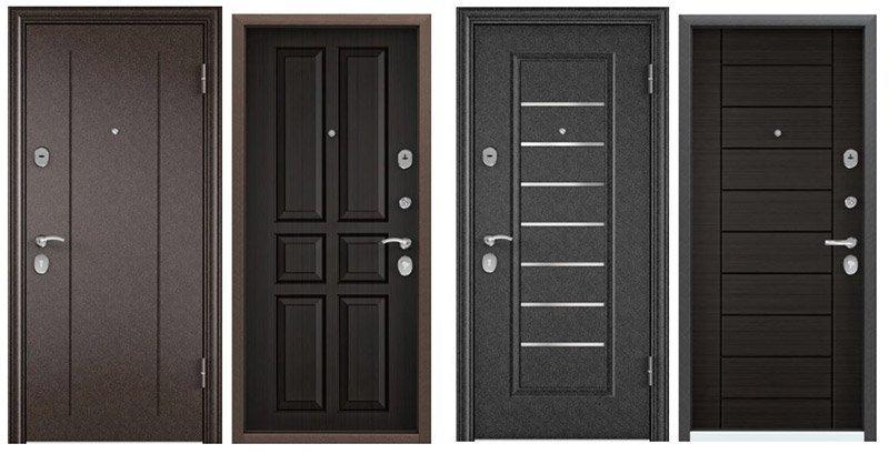 Двери Torex в рейтинге лучших производителей входных дверей