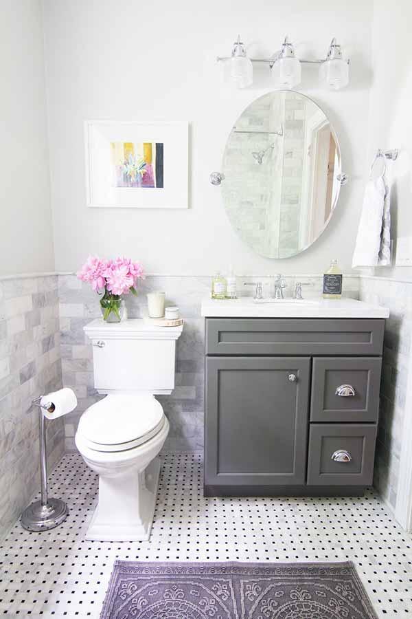 Как сделать маленькую ванну визуально больше фото 16