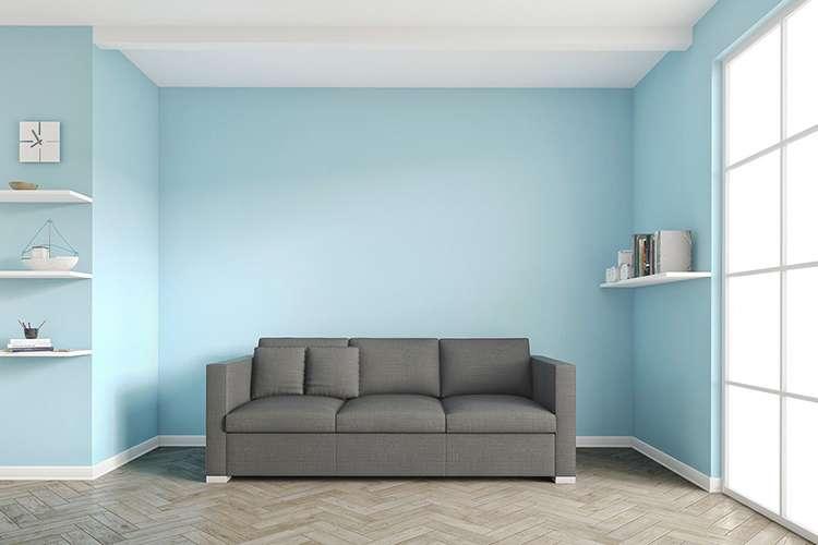 синий цвет в интерьере фото 2 голубой оттенок
