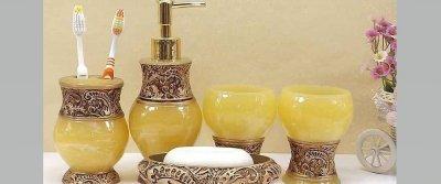 ТОП-5 восхитительных наборов для ванной от AliExpress