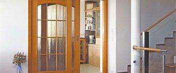 Хотите сэкономить пространство в квартире? Выбирайте раздвижные межкомнатные двери!