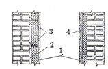 Кирпичные стены с внутренним или наружным утеплением