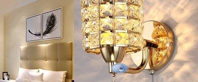 5 потрясающих настенных светильников из AliExpress