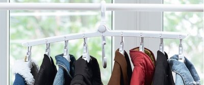 5 превосходных изобретений для порядка в шкафу с AliExpress