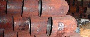 Отводы стальные ГОСТ 17375-2001 и тройники стальные ГОСТ 17376-2001