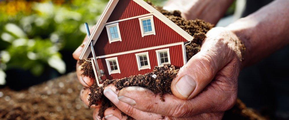 Как садовый участок приватизировать