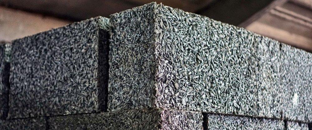 Арболит, блоки арболит, производство арболита