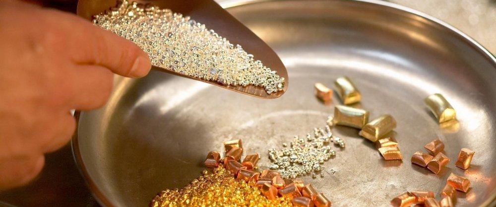 Основные цветные металлы и сплавы