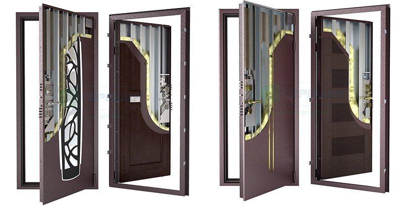 Двери Гардиан в рейтинге лучших производителей входных дверей