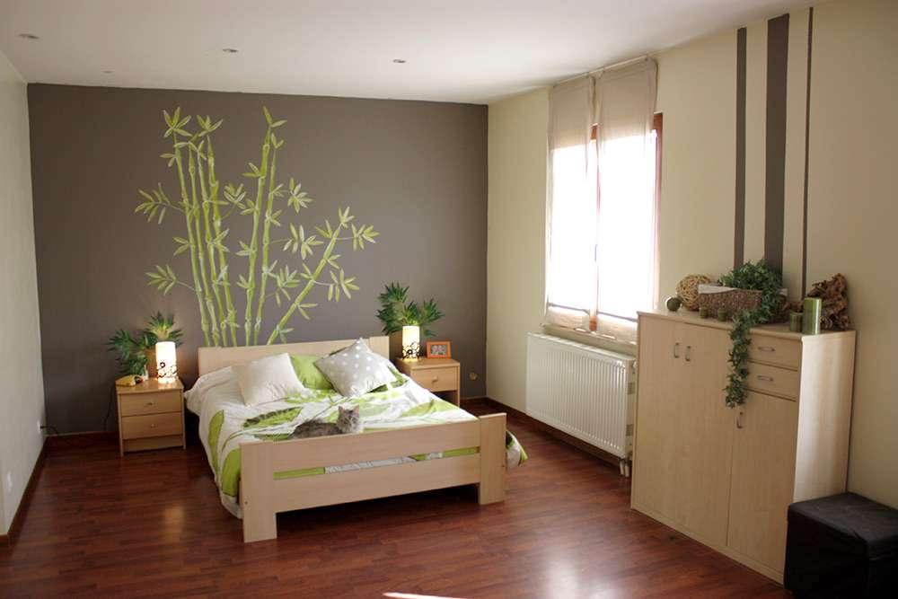 Восточный стиль в оформлении интерьера спальни