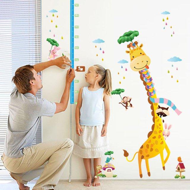 Детские забавные наклейки на стенуFundecor